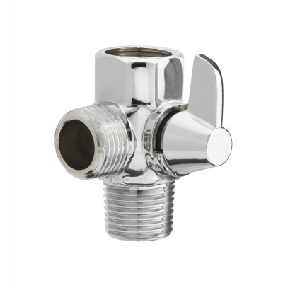 Aquaus Shower Diverter Valve for StayFlex Hose - RinseWorks : RinseWorks