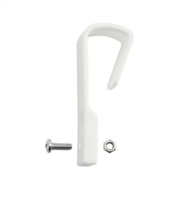 Flexible Tank Clip For Bidet Sprayer Holder Rinseworks